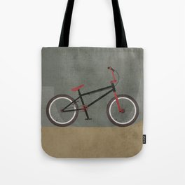 BMX Bike Tote Bag