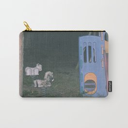 Race Horse Carry-All Pouch