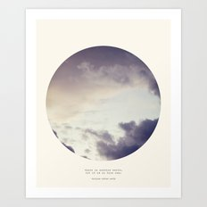 There Is Another World Art Print