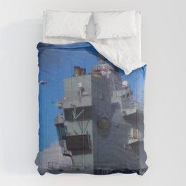 HMS Prince of Wales Aft Island Comforters