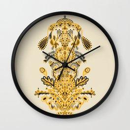 Bumble Wall Clock