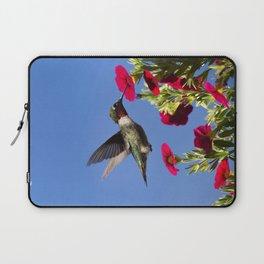 Hummingbird Moment Laptop Sleeve