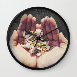 Smell Like Spring Spirit - Níjar Wall Clock