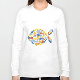 fish of fishes Long Sleeve T-shirt