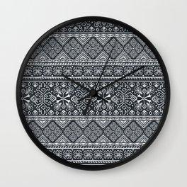 Grand Bazaar - Midnight Wall Clock