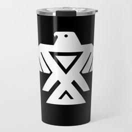 Thunderbird flag - Inverse edition version Travel Mug
