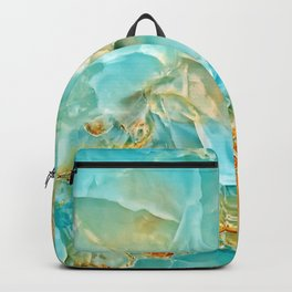 Onyx - blue and orange Backpack