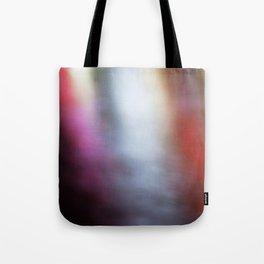 Light Art | Melbourne city (Yarra River- Water Movement) Tote Bag