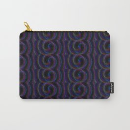 Spiral Says Carry-All Pouch