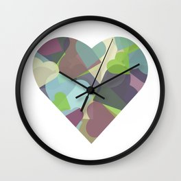 HEARTFUL Wall Clock