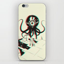 3D Adventure iPhone Skin