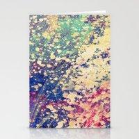 acid Stationery Cards featuring Acid by Fernando Vieira