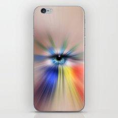EYE AM YOU iPhone & iPod Skin