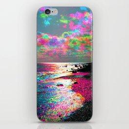 Trippy Serenity Ocean iPhone Skin