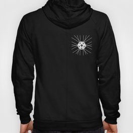 Wheel Pocket invert Hoody