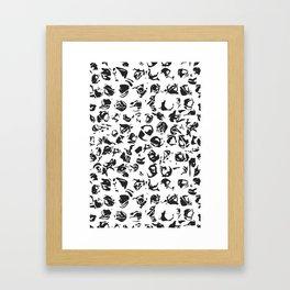 Soleares Framed Art Print