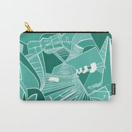 PARISIAN SUBWAY Carry-All Pouch