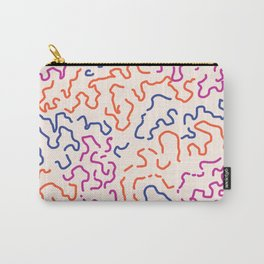Squiggle Wiggle Carry-All Pouch