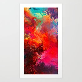 Kleop Art Print