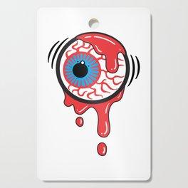 Bloody Eyeball Cutting Board