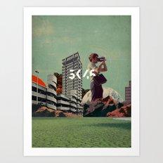 3046 Art Print