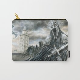 """""""LA LLEGADA"""" Carry-All Pouch"""