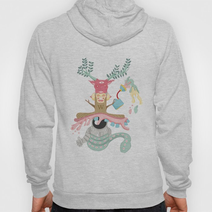 the spaces eater Hoody