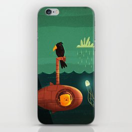 Submarine iPhone Skin