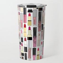 Lipstick Decoys Travel Mug