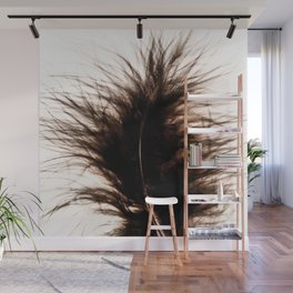 """""""Light As A Black Feather"""" Wall Mural"""