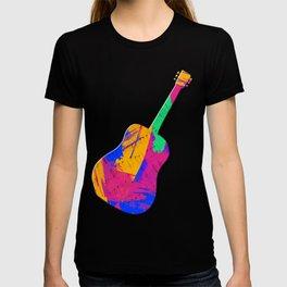 Groovy Guitar T-shirt