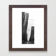 L'homme fourmi Framed Art Print