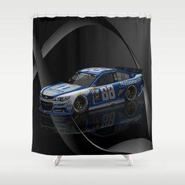 My #DaleJr #Nationwide design. Shower Curtain