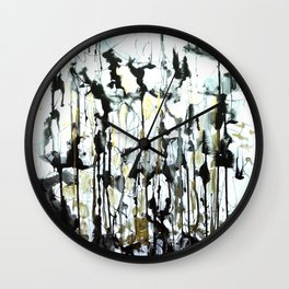 Freedom Cages Wall Clock