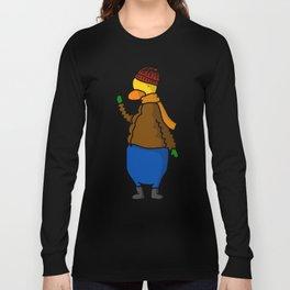 Snuggled & Bundled Long Sleeve T-shirt