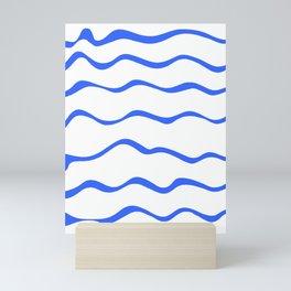 Mariniere marinière – new variations I Mini Art Print