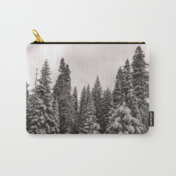 Winter Wonderland - Carol Highsmith Carry-All Pouch