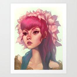 Rosalinde Art Print