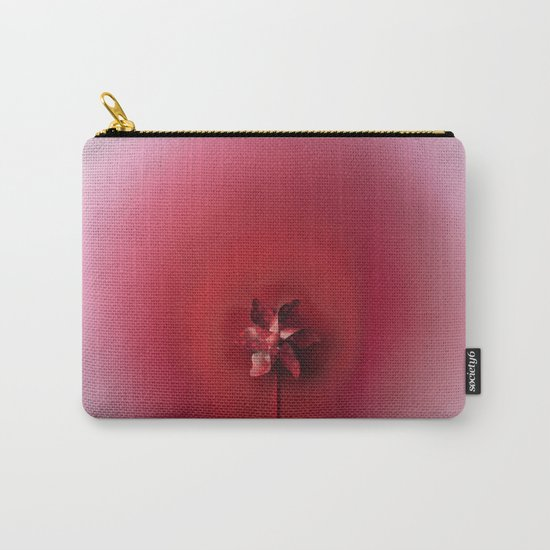Red explosion Carry-All Pouch