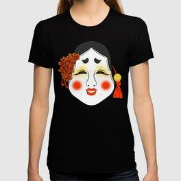 Okame Mask T-shirt