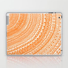 Orange Pulse o3. Laptop & iPad Skin