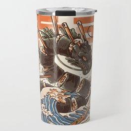 Great Sushi Dragon Travel Mug