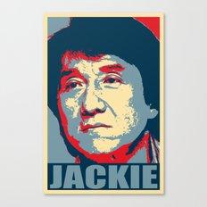 Jackie Hope Canvas Print
