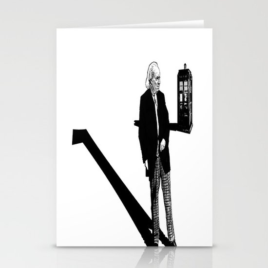 1rst Doctor... Stationery Cards