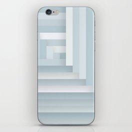Herringbone Layers iPhone Skin