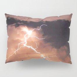 Mister Lightning Pillow Sham
