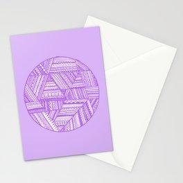 Sans Beginning Stationery Cards