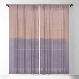 dawn Sheer Curtain