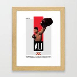 Sporting Legends - 5/7 Framed Art Print