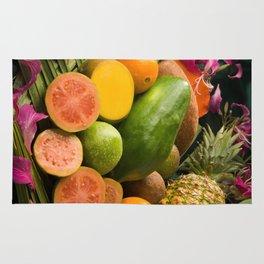 Tropical Fruit Rug
